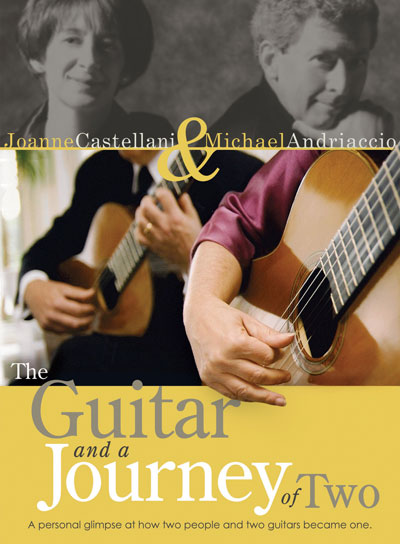 Castellani-Andriaccio | The Guitar and a Journey of Two DVD