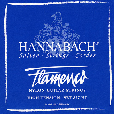 Hannabach Flamenco 8277HT - High Tension, Bass Set