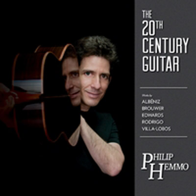 Philip Hemmo | The 20th Century Guitar CD