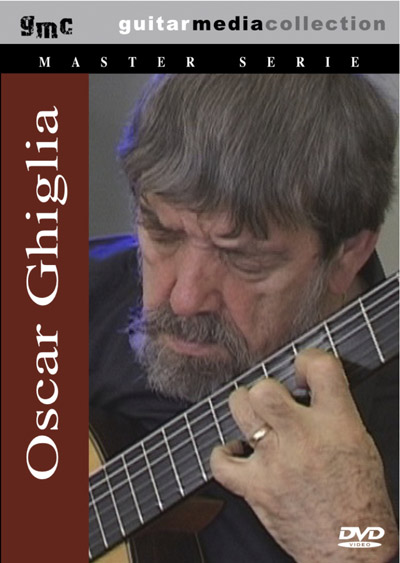 Oscar Ghiglia | Master Series DVD (NTSC Version)