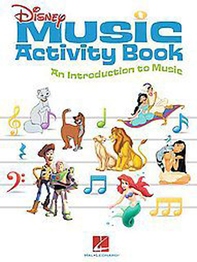 Disney Music Activity Book An Introduction to Music