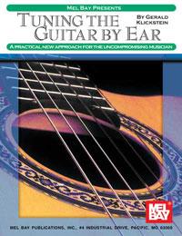 Tuning Guitars By Ear : tuning the guitar by ear by gerald klickstein ~ Hamham.info Haus und Dekorationen