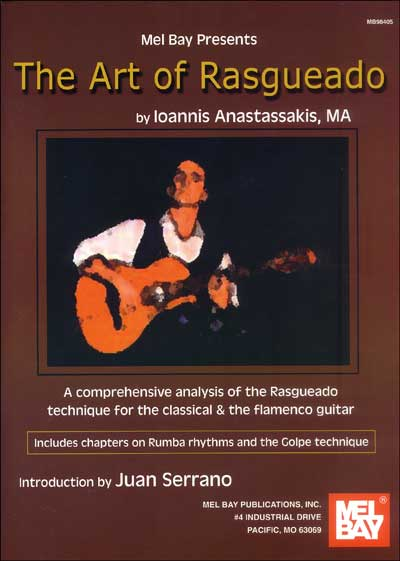 Ioannis Anastassakis, The Art of Rasgueado