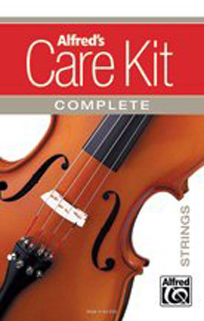 Alfred's Care Kit Complete: Strings