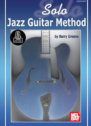 Greene | Solo Jazz Guitar Method (Book + Online Audio)