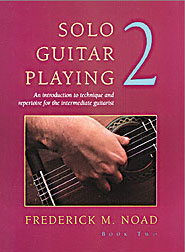 Solo Guitar Playing Volume 2, Book/CD, Frederick Noad