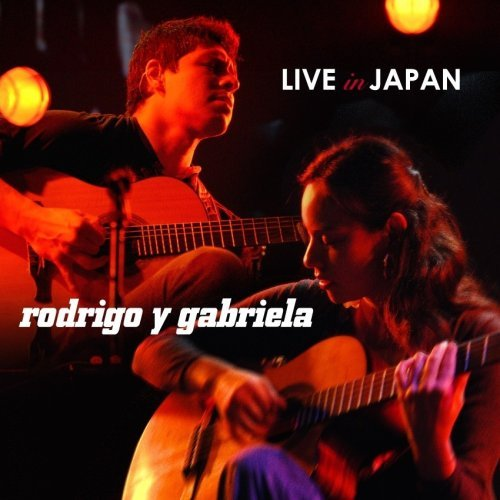 Rodrigo Y Gabriela | Live In Japan (Limited Edition DVD & CD)