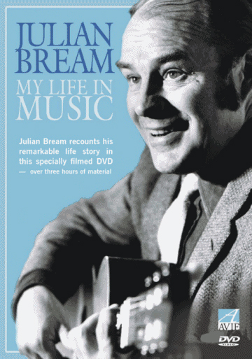 Julian Bream | My Life In Music DVD