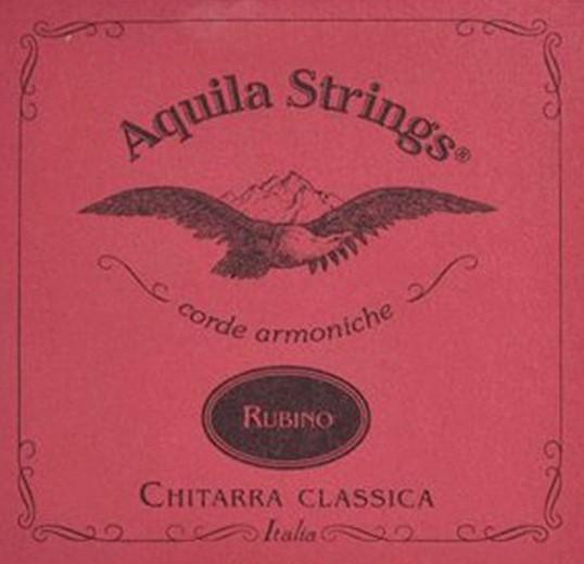AQUILA 19C Alabastro Classic Guitar Set