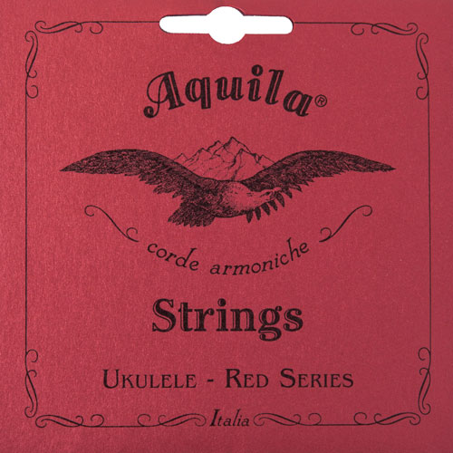 Aquila 112U Lava Series Concert Ukulele String Set NEW High G