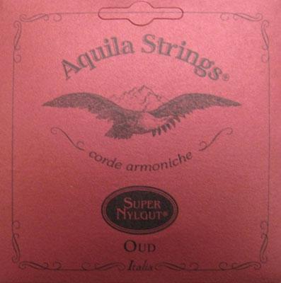 Aquila 13O Arabic 11-String Oud Light Tension, Full Set