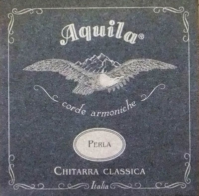 Aquila Perla - 2nd string (b), normal tension