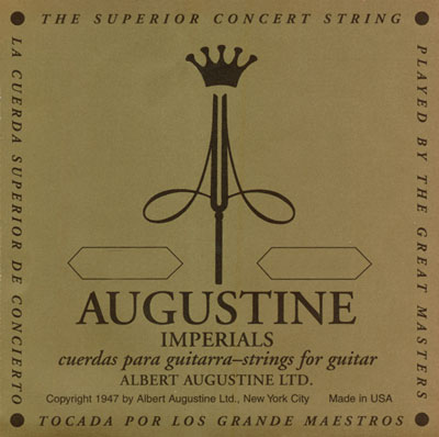 Augustine Imperial - 2nd string (b)