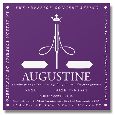 Augustine Regal - 3rd string (g)