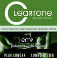 Cleartone Acoustic Coated Medium (13-56) Full Set