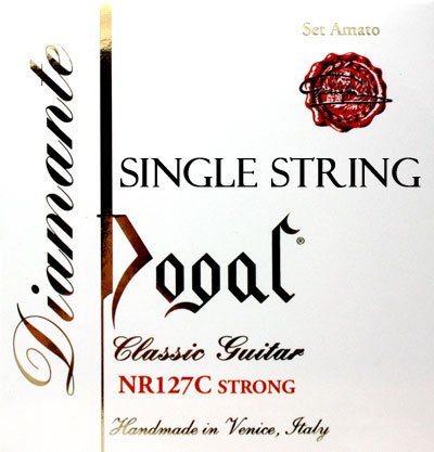 Dogal Diamante Strong Tension NR127C5, A .037 Single