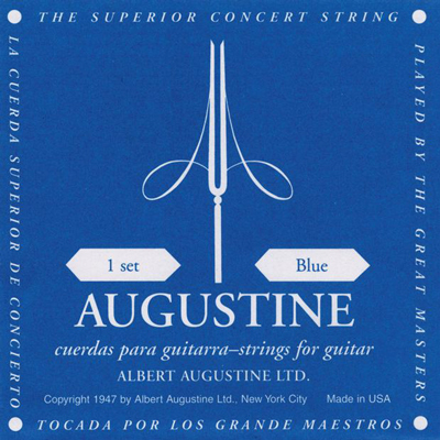 Augustine Blue - 6th string (E)