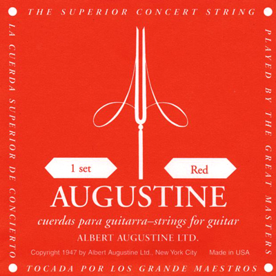 Augustine Red, Bass Set