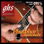 GHS Phosphor Doyle Dykes Signature Bronze Acoustic DDS325 11.5-54