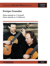 Danza Espanola No. 2 (Oriental) and No. 4 (Villanesca)