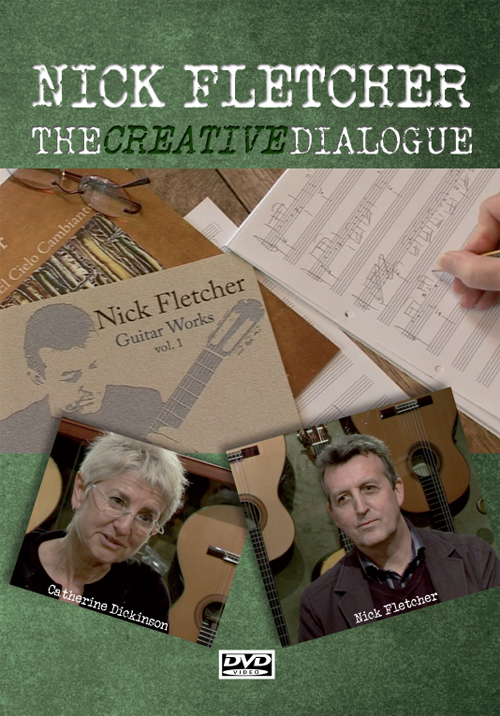 Nick Fletcher 'The Creative Dialogue' DVD