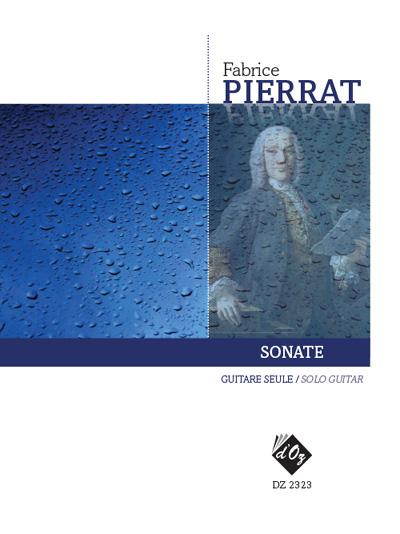 Sonate - for solo guitar