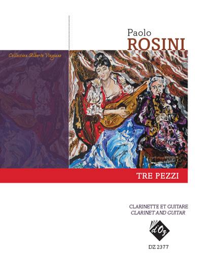 Rosini | Tre pezzi for clarinet and guitar