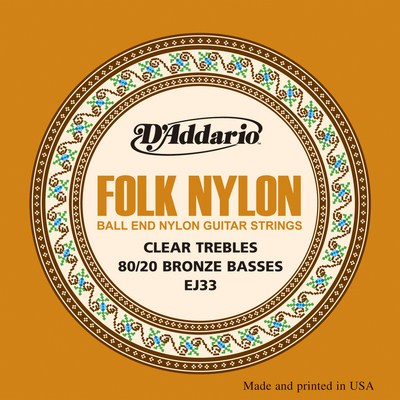 Folk Nylon/Ball End