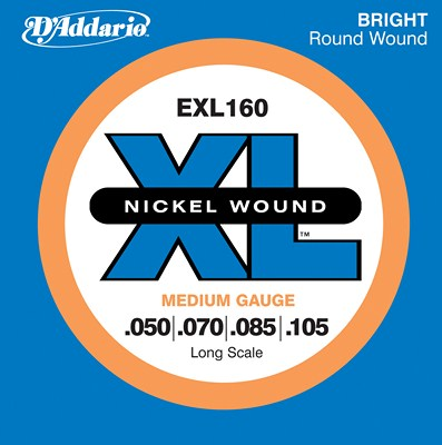 D'Addario Bass Strings