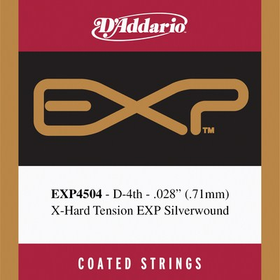 D'Addario EXP4504 - 4th string (D), normal tension .028