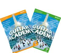Guitar Academy Books 2 and 3 Promo Package by Richard Corr