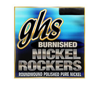GHS Pure Nickel Round Wound BNR-XL Electric Guitar Extra Light 09-42