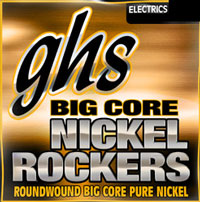 GHS Big Core Nickel Rockers Electric Guitar BCCL (9.5-48)