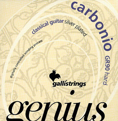 Galli GR90 Genius Carbonio Hard Tension, Full Set
