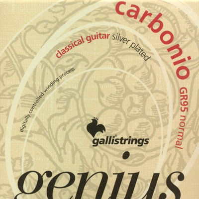 Galli GR95 Genius Carbonio Normal Tension, Full Set