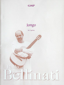 Paulo Bellinati - Jongo (for two guitars)