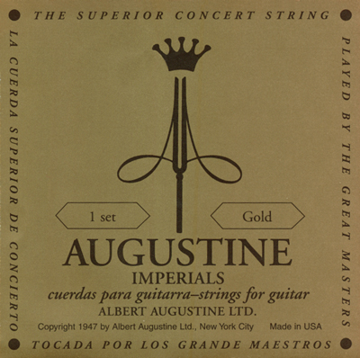 Augustine Imperial Gold Medium/Medium, Full Set