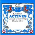 Knobloch Actives CX 2nd B High Tension, single string