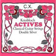 Knobloch Actives CX 1st E Medium Tension, single string