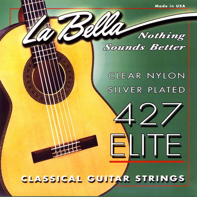 La Bella 427 Pacesetter Elite Light Tension, Full Set
