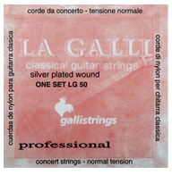 "Galli ""La Galli"" LG50 Normal Tension, Full Set"