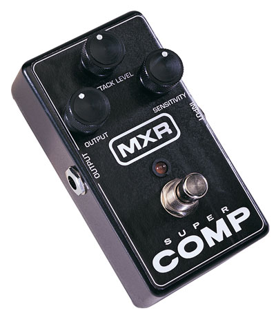 dunlop mxr m132 super compressor pedal. Black Bedroom Furniture Sets. Home Design Ideas