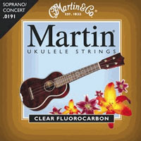 Martin Ukulele Strings