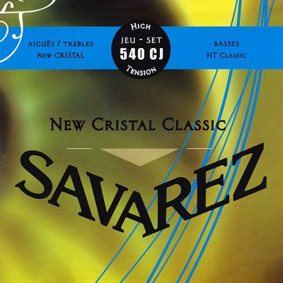 Savarez 540CJ New Cristal/HT Classic High Tension, Full Set