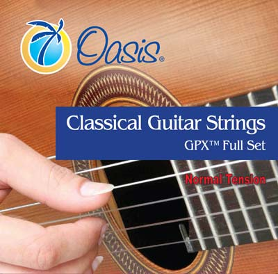 Oasis GPX Carbon Normal Tension, Treble Set