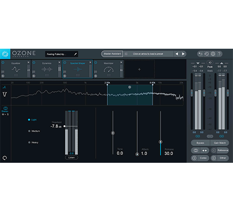 iZotope - Ozone 8 Upgrade from Ozone 7 Elements- Download