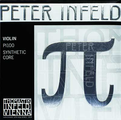 Thomastik Infeld PI100 Peter Infeld Signature Violin Strings, Full Set