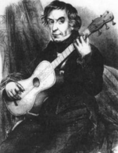 Luigi Legnani (1790-1877).