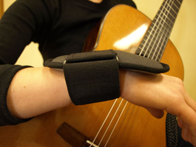 Practice Right : Wrist Alignment and Position Correction Aid