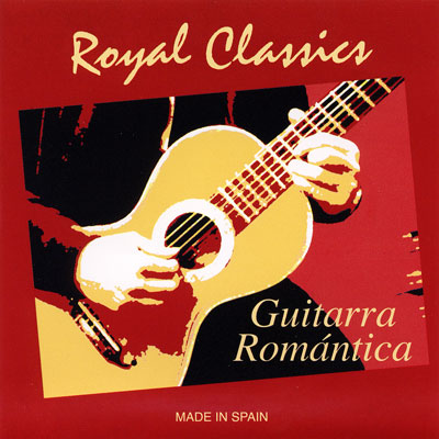 Royal Classics RM60 Guitarra Romantica, Full Set